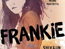 Book cover of Frankie by Shivaun Plozza